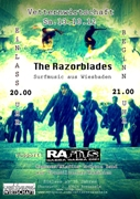 The Razorblades and The Rafits 13.10.12